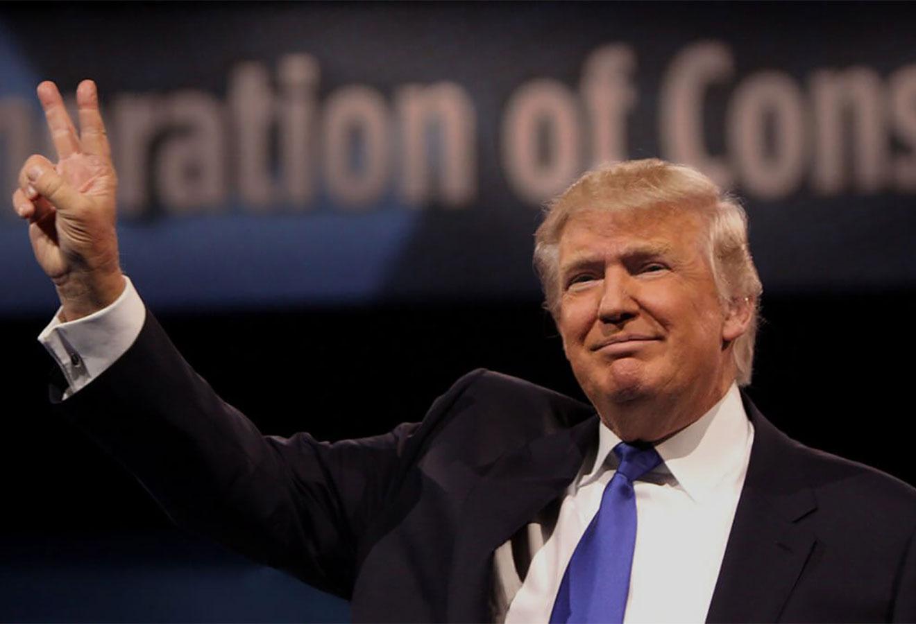 Wish Donald Trump Happy Birthday!